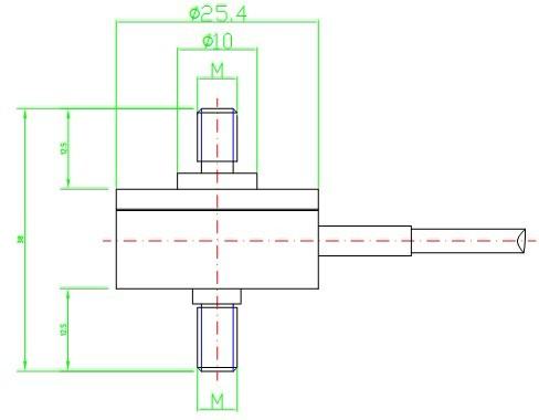 s 防护等级:ip66 传感器材料:17-4ph不锈钢 接线方法:e ,红;e-,黑;s